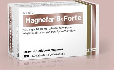Magnefar B6 Forte