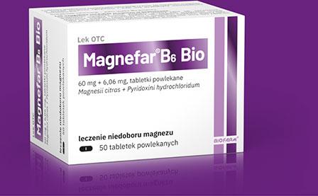 magnez w powlekanych tabletkach